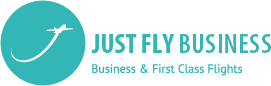Just Fly Business Logo