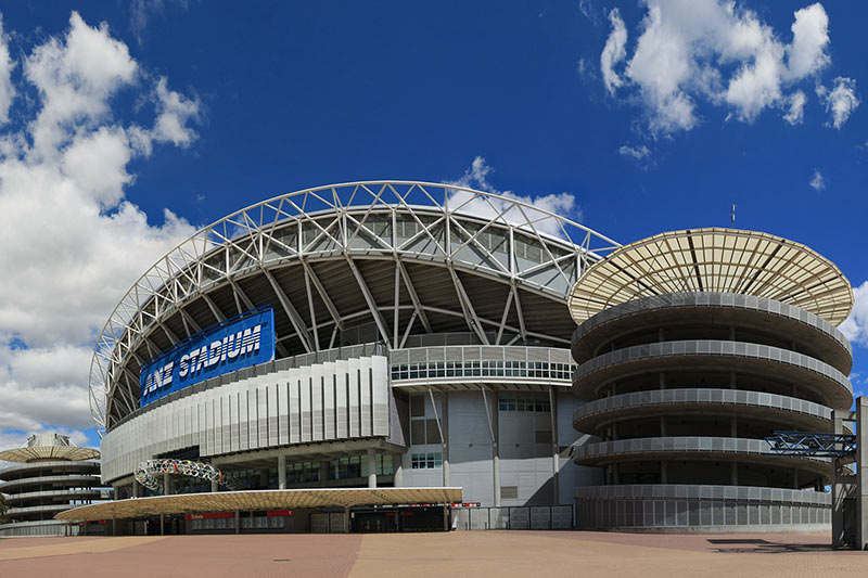 ANZ Events Centre - Auckland New Zealand | Just Fly Business