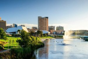 Adelaide Skyline - Your Next First Class Destination - Just Fly Business