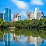 Atlanta Skyline - Your Next First Class Destination - Just Fly Business