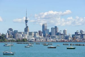 Auckland Skyline - Your Next First Class Destination - Just Fly Business
