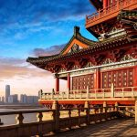 Beijing Temple - Business Class Flights to China - Just Fly Business