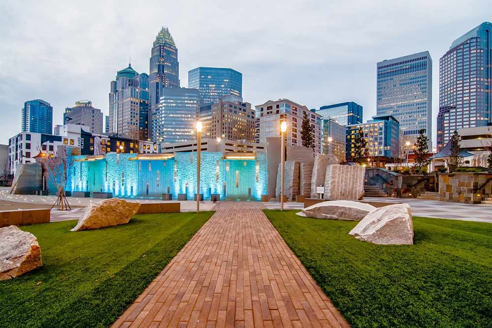Charlotte Skyline - Your Next First Class Destination - Just Fly Business