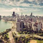 Chicago Skyline - Your Next First Class Destination - Just Fly Business