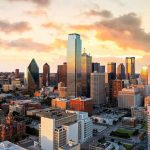 Dallas City Skyline - Your Next First Class Destination - Just Fly Business