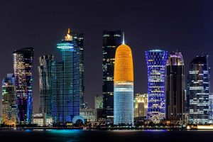 Doha Skyline - Your Next First Class Destination - Just Fly Business