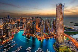 Dubai Marina - Your Next First Class Destination - Just Fly Business