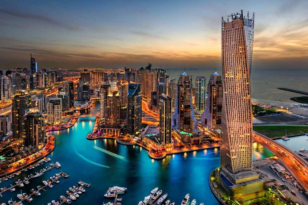 Dubai Marina - Your Next First Class Destination - Just Fly Business