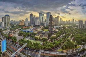 Jakarta Skyline - Your Next First Class Destination - Just Fly Business