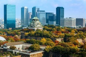 Osaka Skyline - Your Next Business Class Destination | Just Fly Business