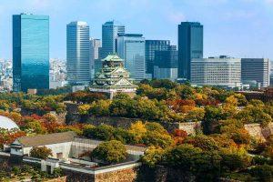 Osaka Skyline - Your Next Business Class Destination | Just Fly Business