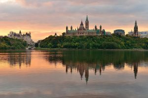 Parliament Hill Ottawa - Your Next First Class Destination - Just Fly Business