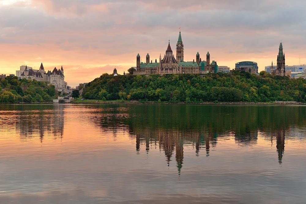 Parliament Hill Ottawa - Your Next First Class Destination - Just Fly Business
