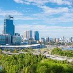 Perth Skyline - Your Next Business Class Destination - Just Fly Business