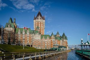 Chateau Frontenac - Your Next First Class Destination | Just Fly Business