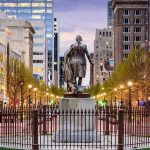 Raleigh Statue - Your Next First Class Destination | Just Fly Business