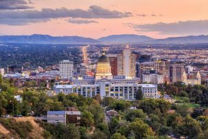 Utah State Capitol Building - Your Next First Class Destination - Just Fly Business