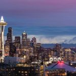 Seattle Skyline - Your Next First Class Destination - Just Fly Business
