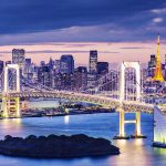 Tokyo at Night - Your Next First Class Destination - Just Fly Business