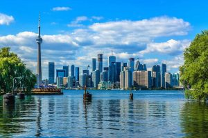 Toronto Skyline - Your Next First Class Destination | Just Fly Business