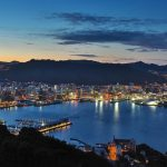 Wellington Skyline - Your Next First Class Destination - Just Fly Business