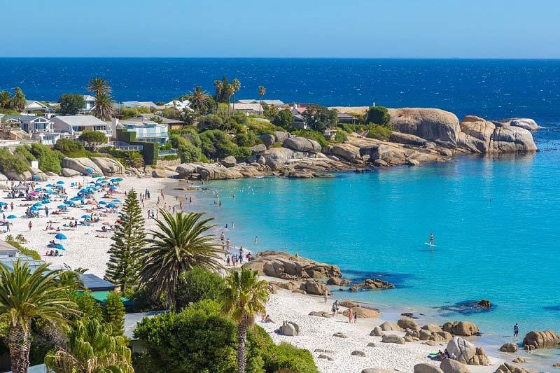 Cape Town Beaches - Cape Town