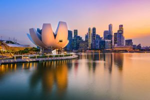 Marina Bay - Singapore | Just Fly Business
