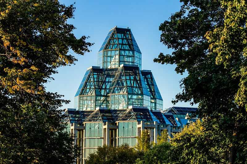 National Art Gallery in Ottawa, Canada