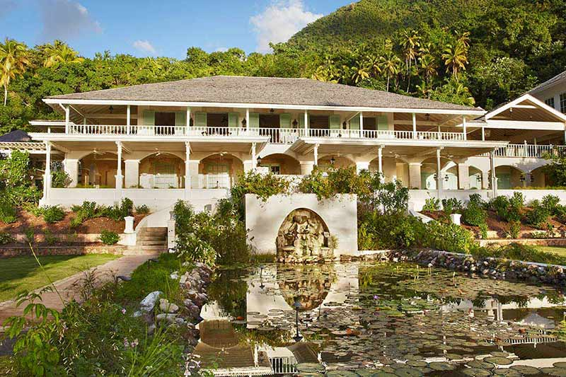 Sugar Beach Resort is the perfect Business Venue in St Lucia