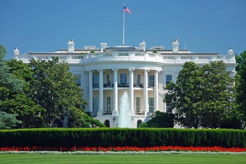 The Whitehouse in Washington