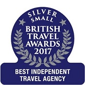 British Travel Awards Winner 2017 | Just Fly Business