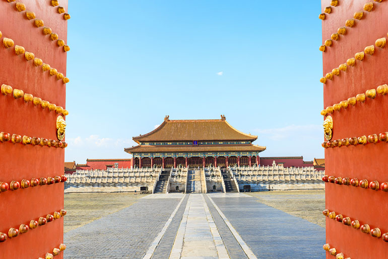 Forbidden City - Asia Business Destinations - Just Fly Business