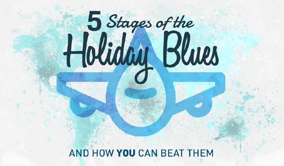 Holiday Blues Featured
