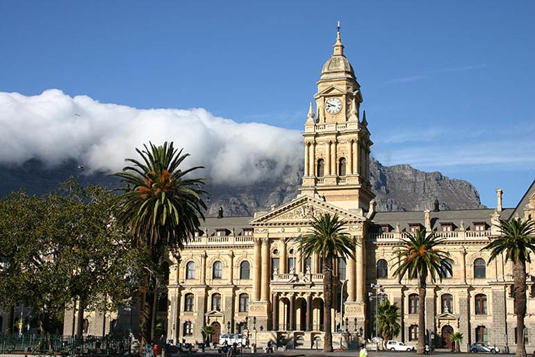 City Hall - Cape Town Famous Landmarks - Just Fly Business