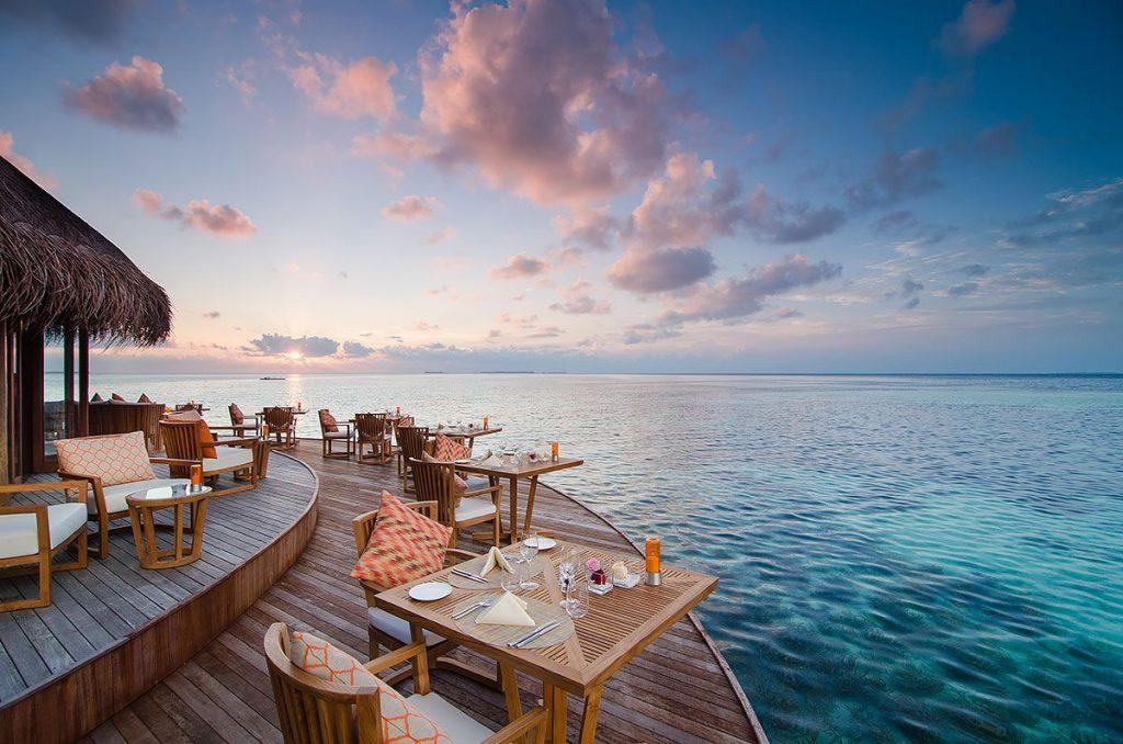Maldives Restaurants Menu