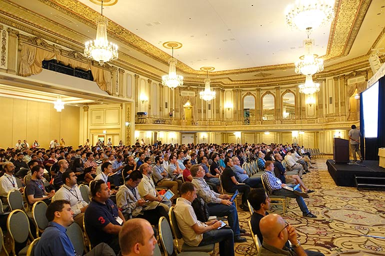 USA's Top Conference Venues - Hilton Conference Hall