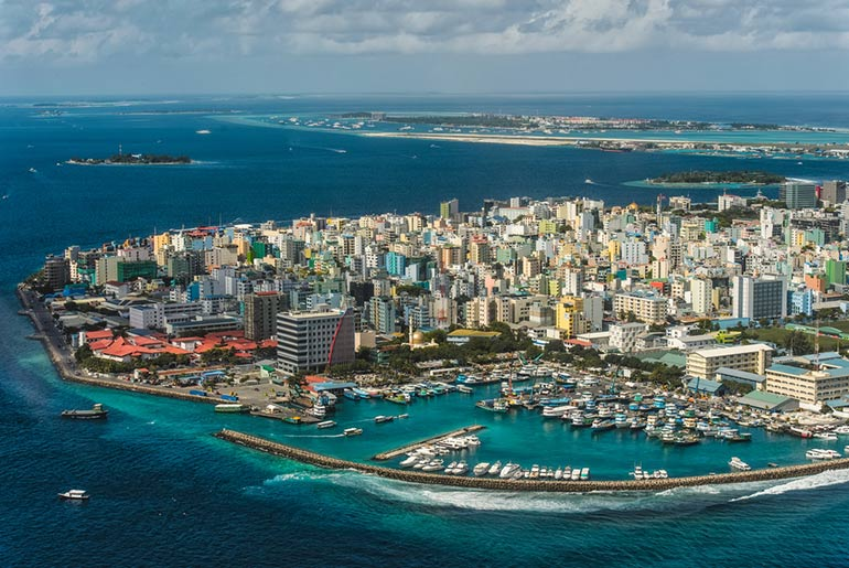 Maldives on Business