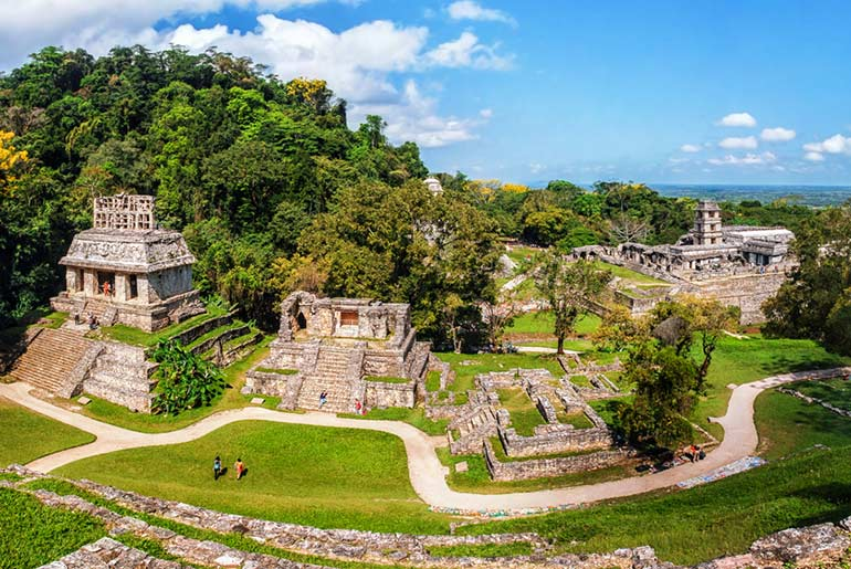 Palenque - Culture of Cancun - Just Fly Business