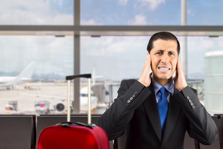 Annoying Airplane Passengers
