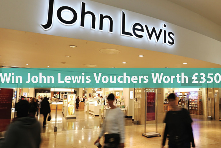 Facebook Competition - John Lewis Vouchers - Just Fly Business