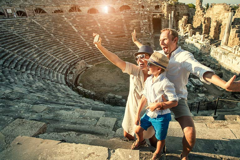 Family Holiday in Rome