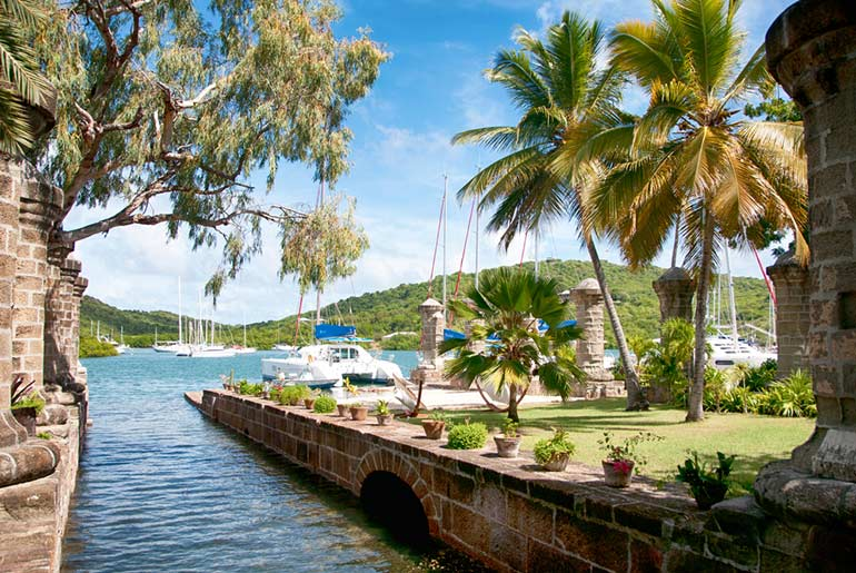 Antigua Business Trip