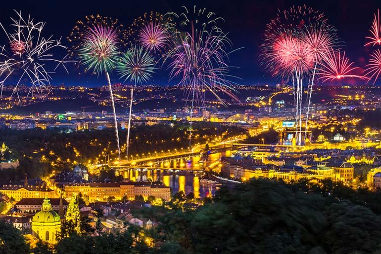 New Years City Getaways 2017