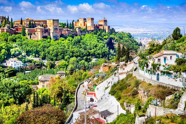 Andalusia Easter family holiday