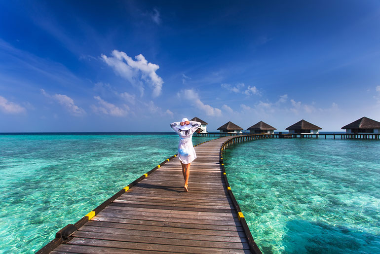 Maldives - Summer Holiday Destinations - Just Fly Business