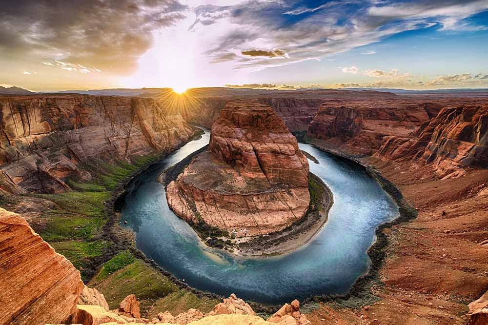 Horseshoe Bend - Your Next First Class Destination - Just Fly Business