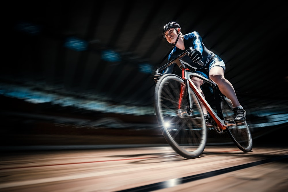 The World Track Championships in Hong Kong