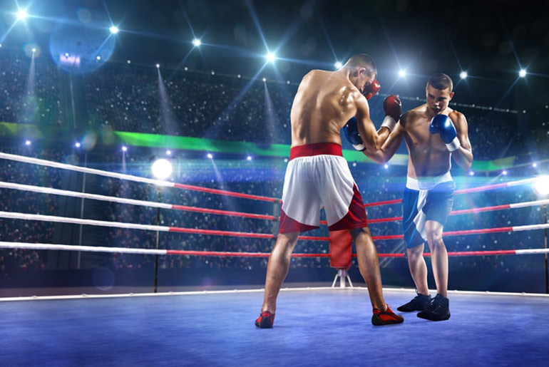 Boxing - April Travel Sporting Calendar | Just Fly Business