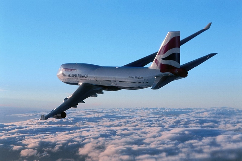 British Airways Boeing 747 | Just Fly Business