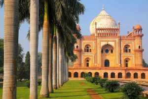 Tomb of Safdarjung - Your Next First Class Destination - Just Fly Business